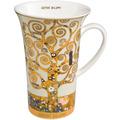 """Goebel Künstlertasse Gustav Klimt - """"Der Lebensbaum"""" 15,0 cm"""