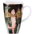 """Goebel Künstlertasse Gustav Klimt - """"Judith I"""" 14,0 cm"""