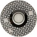 """Goebel Künstlerteelicht Maja von Hohenzollern - Design """"Diamonds"""" D 15,0 cm"""