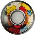 """Goebel Künstlerteelicht Wassily Kandinsky - """"Kreise im Kreis"""" D  11,0 cm"""