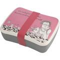 """Goebel Lunchbox Barbara Freundlieb - """"Zwei Diäten"""" 17 x 12,5 cm"""