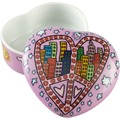 Goebel Pop Art James Rizzi Peace And Love in My City - Dose