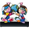 Goebel Pop Art Romero Britto Children of the World - Figur