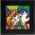 Goebel Pop Art Romero Britto Delicious - Reliefbild