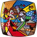 Goebel Pop Art Romero Britto Follow Me - Wandschale