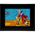 Goebel Pop Art Romero Britto Hollywood Romance - Reliefbild