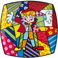 Goebel Pop Art Romero Britto Hug Too - Wandschale