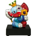 Goebel Pop Art Romero Britto Spring Elephant - Figur