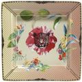 "Goebel Schale Elephant - ""Leopard Pink"" 14 x 14 cm"