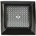 "Goebel Schale Maja von Hohenzollern - Design ""Diamonds"" 16,0 x 16,0 cm"
