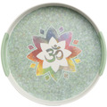 "Goebel Tablett Lotus - ""Om"" 30,5 cm"