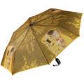"""Goebel Taschenschirm Gustav Klimt - """"Der Kuss"""" 98,0 cm"""