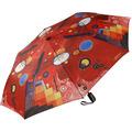 "Goebel Taschenschirm Wassily Kandinsky - ""Schweres Rot"" 98,0 cm"