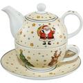 Goebel Tea for One I love Christmas 15,0 cm