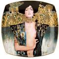 """Goebel Teller Gustav Klimt - """"Judith I"""" 21 x 21 cm"""