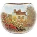 """Goebel Tischlampe Claude Monet - """"Das Künstlerhaus"""" 30,0 cm"""