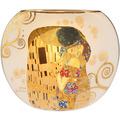 """Goebel Tischlampe Gustav Klimt - """"Der Kuss"""" 30,0 cm"""