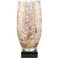 """Goebel Tischlampe Gustav Klimt - """"Der Lebensbaum"""" 33,0 cm"""