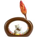 Goebel Vase African Kitty 12,5 cm