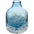 Goebel Vase Aurora Blue 24,0 cm