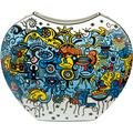 "Goebel Vase Billy The Artist - ""Celebration Deep Sea"" 21,0 cm"