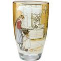 """Goebel Vase Carl Larsson - """"Die Küche"""" 19,0 cm"""