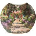 """Goebel Vase Claude Monet - """"Der Weg des Künstlers"""" 20,0 cm"""