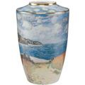 "Goebel Vase Claude Monet - ""Strandweg"" 41,0 cm"
