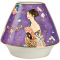 "Goebel Vase Gustav Klimt - ""Dame mit Fächer"" 16,0 cm"