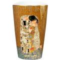 """Goebel Vase Gustav Klimt - """"Der Kuss"""" 19,0 cm"""