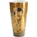 """Goebel Vase Gustav Klimt - """"Der Kuss"""" 28,0 cm"""