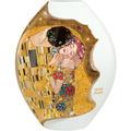 """Goebel Vase Gustav Klimt - """"Der Kuss"""" 31,0 cm"""