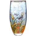 "Goebel Vase Louis Comfort Tiffany - ""Iris"" 30,0 cm"