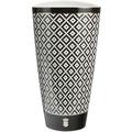 "Goebel Vase Maja von Hohenzollern - Design ""Diamonds"" 28,0 cm"