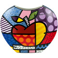 "Goebel Vase Romero Britto - ""Big Apple"" 21,0 cm"