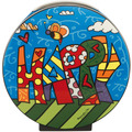 "Goebel Vase Romero Britto - ""Happy"" 20,0 cm"