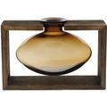 Goebel Vase Smoky Amber 15,0 cm