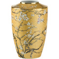 "Goebel Vase Vincent van Gogh - ""Mandelbaum Gold"" 24,0 cm"