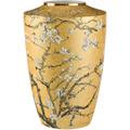 "Goebel Vase Vincent van Gogh - ""Mandelbaum Gold"" 41,0 cm"
