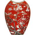 "Goebel Vase Vincent van Gogh - ""Mandelbaum rot"" 45,0 cm"