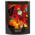"Goebel Vase Wassily Kandinsky - ""Schweres Rot"" 24,0 cm"