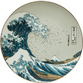 "Goebel Wandteller Katsushika Hokusai - ""Die Welle"" 36,0 cm"