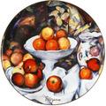 "Goebel Wandteller Paul Cézanne - ""Stillleben I"" 36,0 cm"