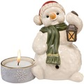 Goebel Weihnachten Schneemänner Winterlicht