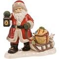 Goebel Weihnachten Weihnachtsmann Bald ist Bescherung