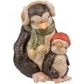 Goebel Weihnachten Weihnachtsmann Pinguin Frieda und Helma