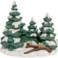 Goebel Weihnachten Winterwald Von Ast zu Ast