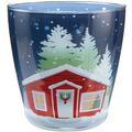 Goebel Windlicht Christmas at Home 9,0 cm