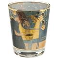"""Goebel Windlicht Gustav Klimt - """"Die Musik"""" 10,0 cm"""