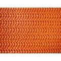 Grasekamp Tischdecke aus Schaumstoff 100x130cm  eckig terracotta Orange